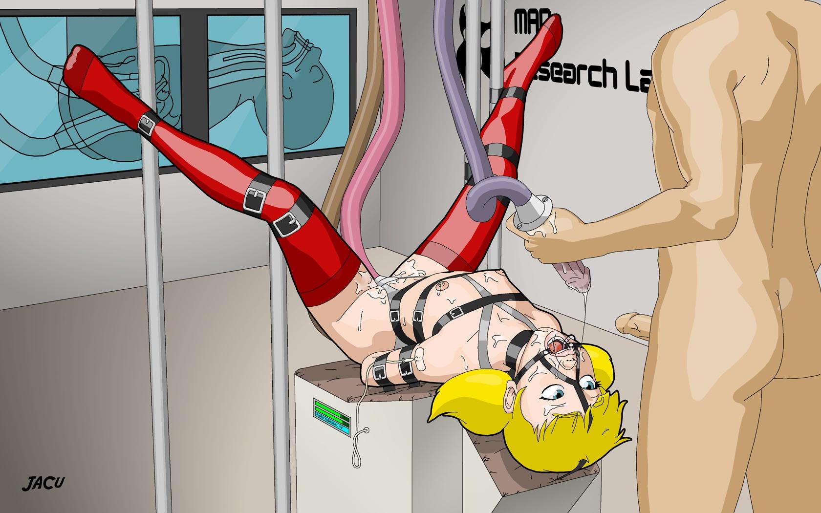 sophie gadget nude inspector