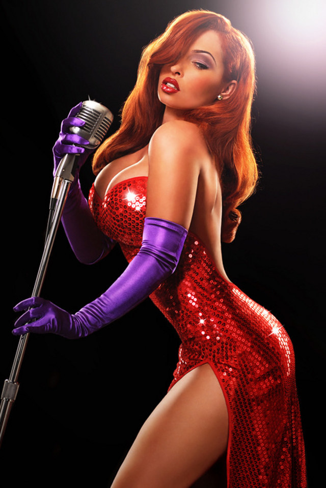 jessica rabbit porn disney jessicarbbit compromised real life princesses