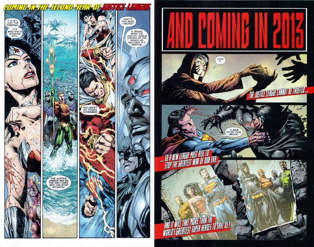 Justice League Porn Teaser