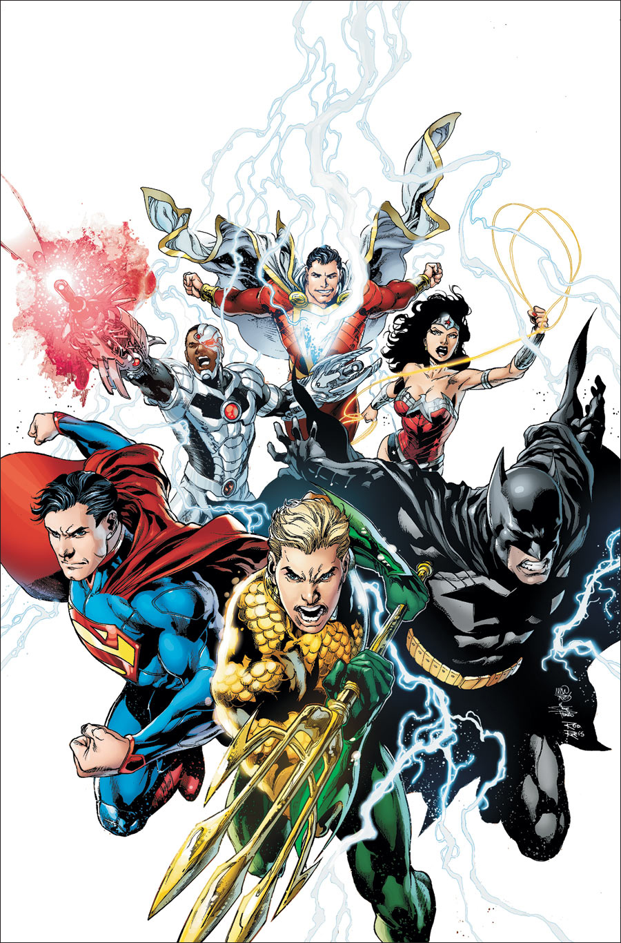 Justice League Porn Three Shipping December Reveals