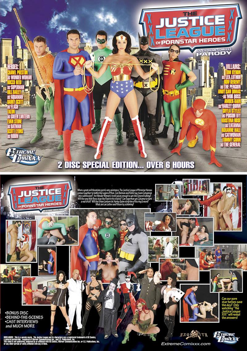 Justice League Porn Image Report Date Resolution