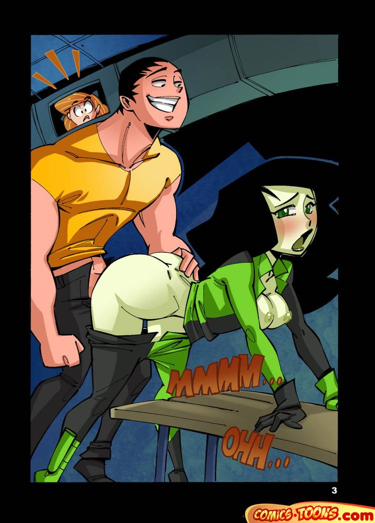 Remarkable idea Kim possible and ron sex