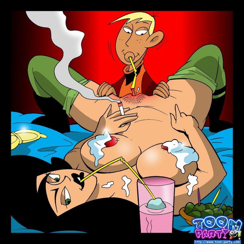 Kim possible haveing sex