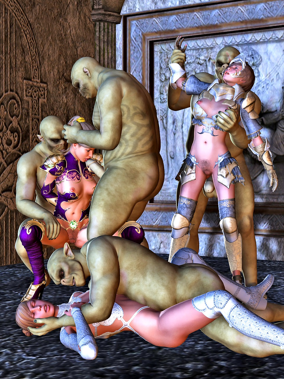 Порно фентези сказки онлайн