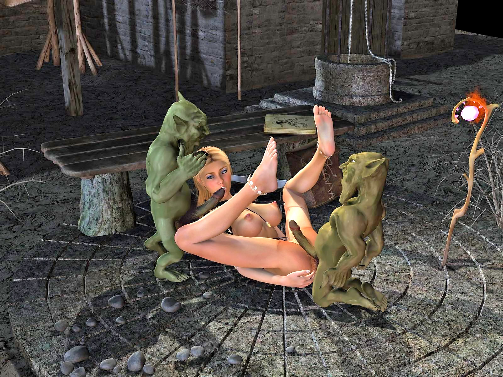 3d girl dwarf porn hentia photos