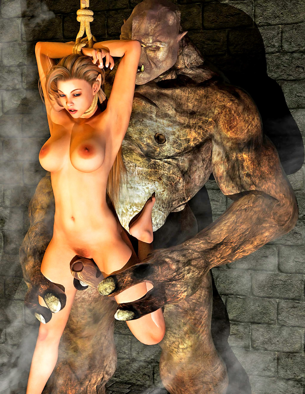 Girls getting fucked by monsters sex image
