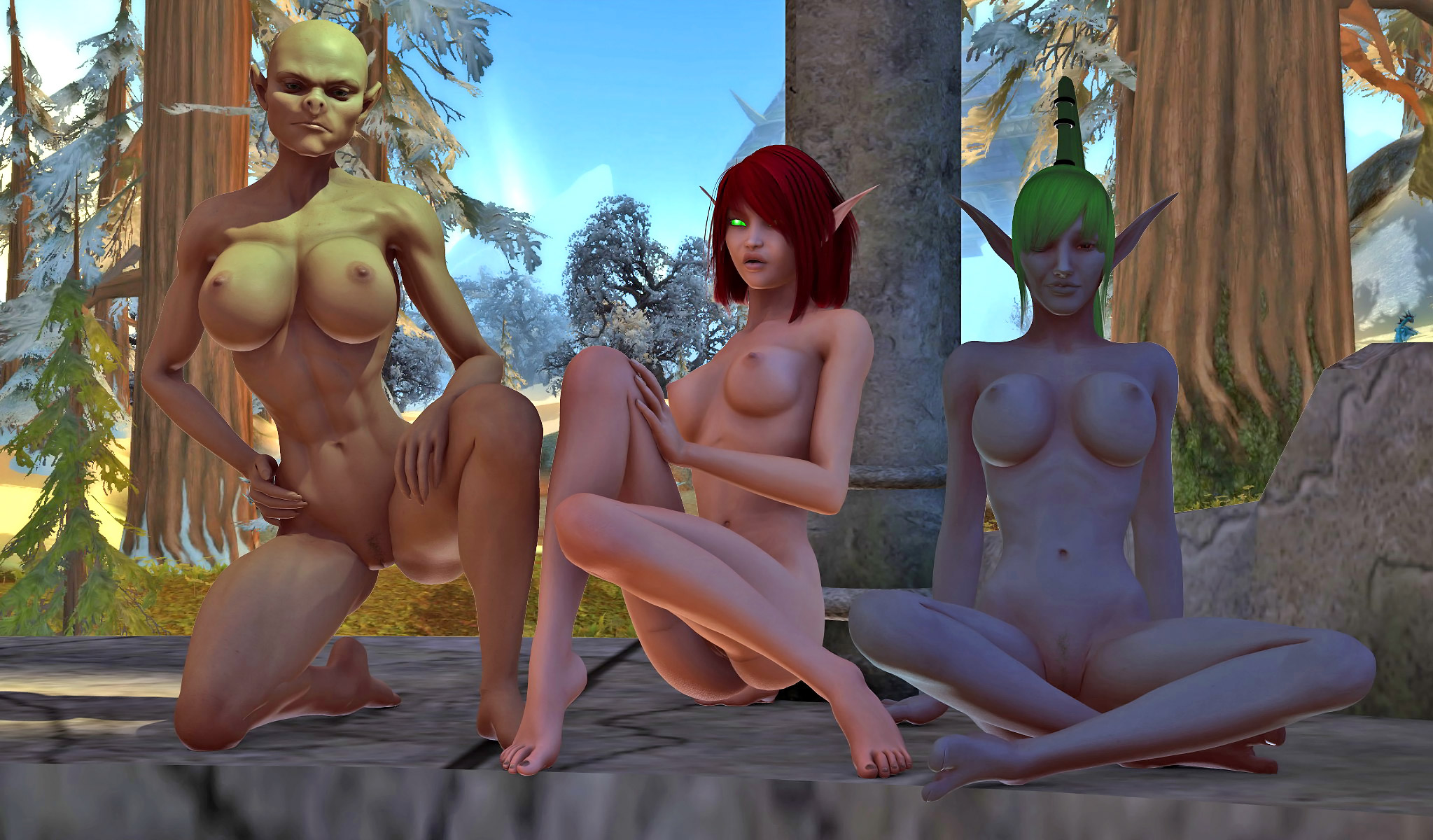 Elf xxxpics you porn hentia image