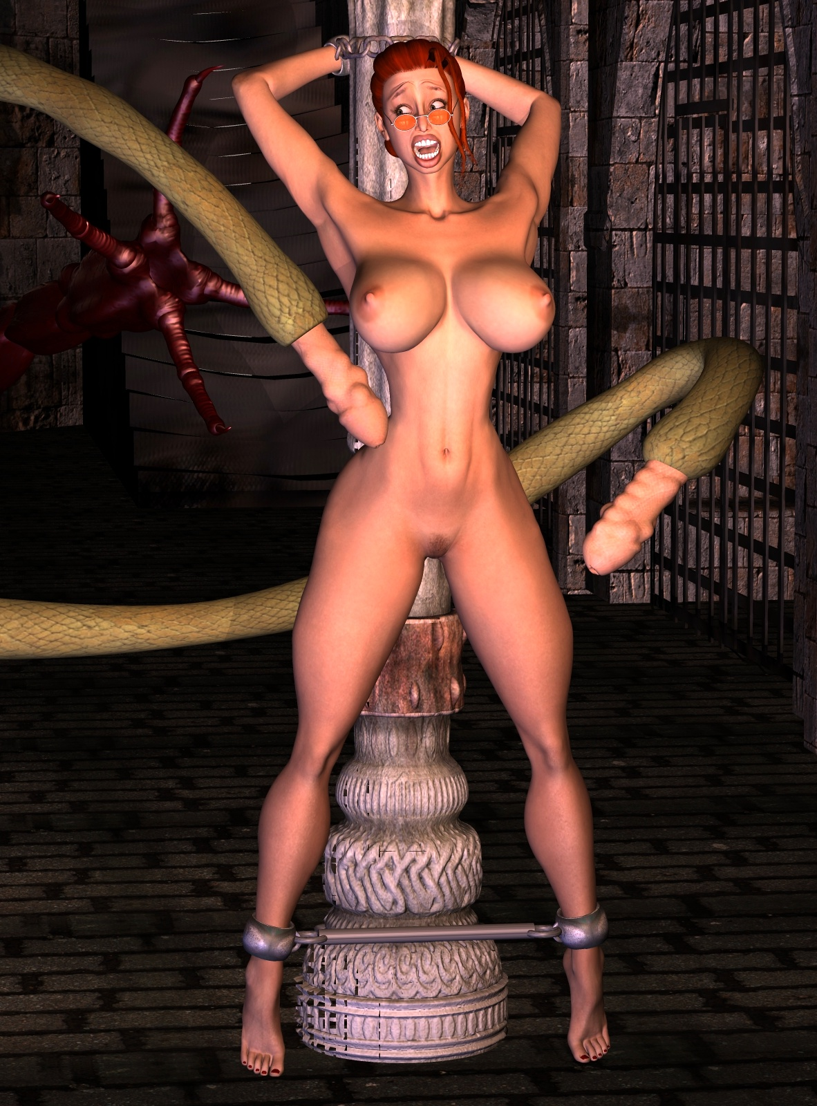 Lara croft xxx tentacle porn videos