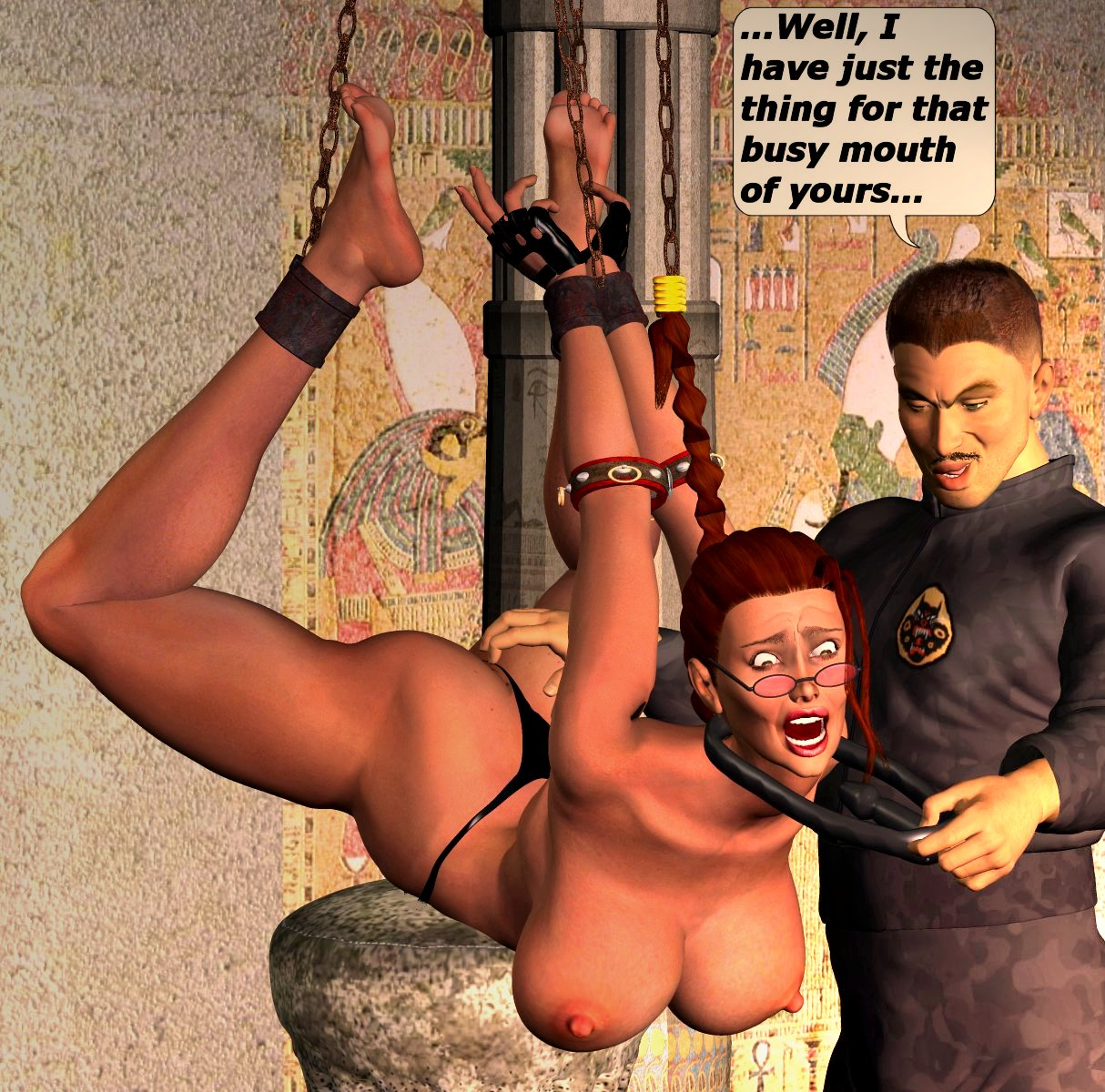 Lara croft uncensored pictures nude comics
