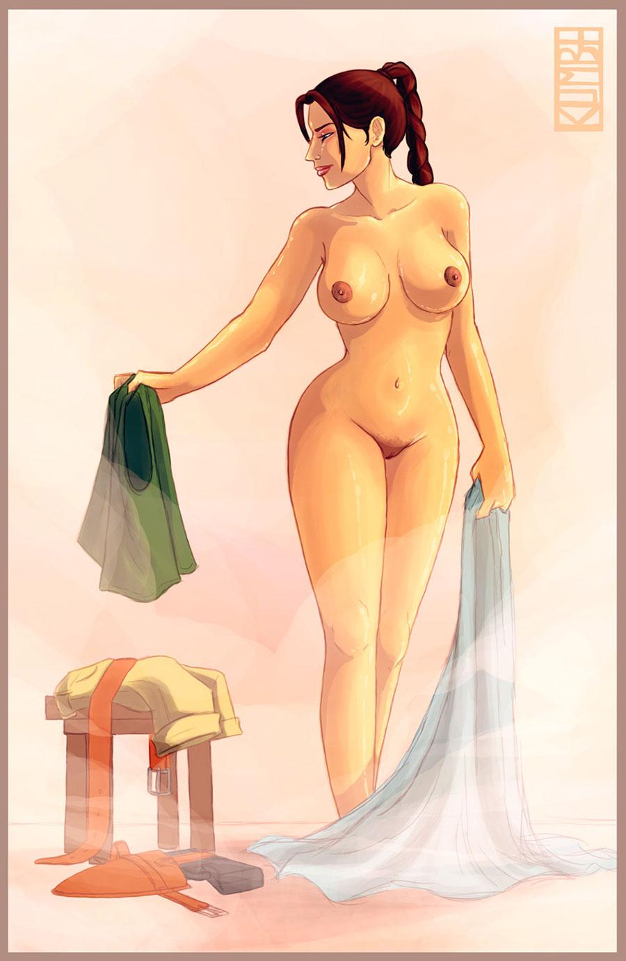 croft porn Lara cartoon