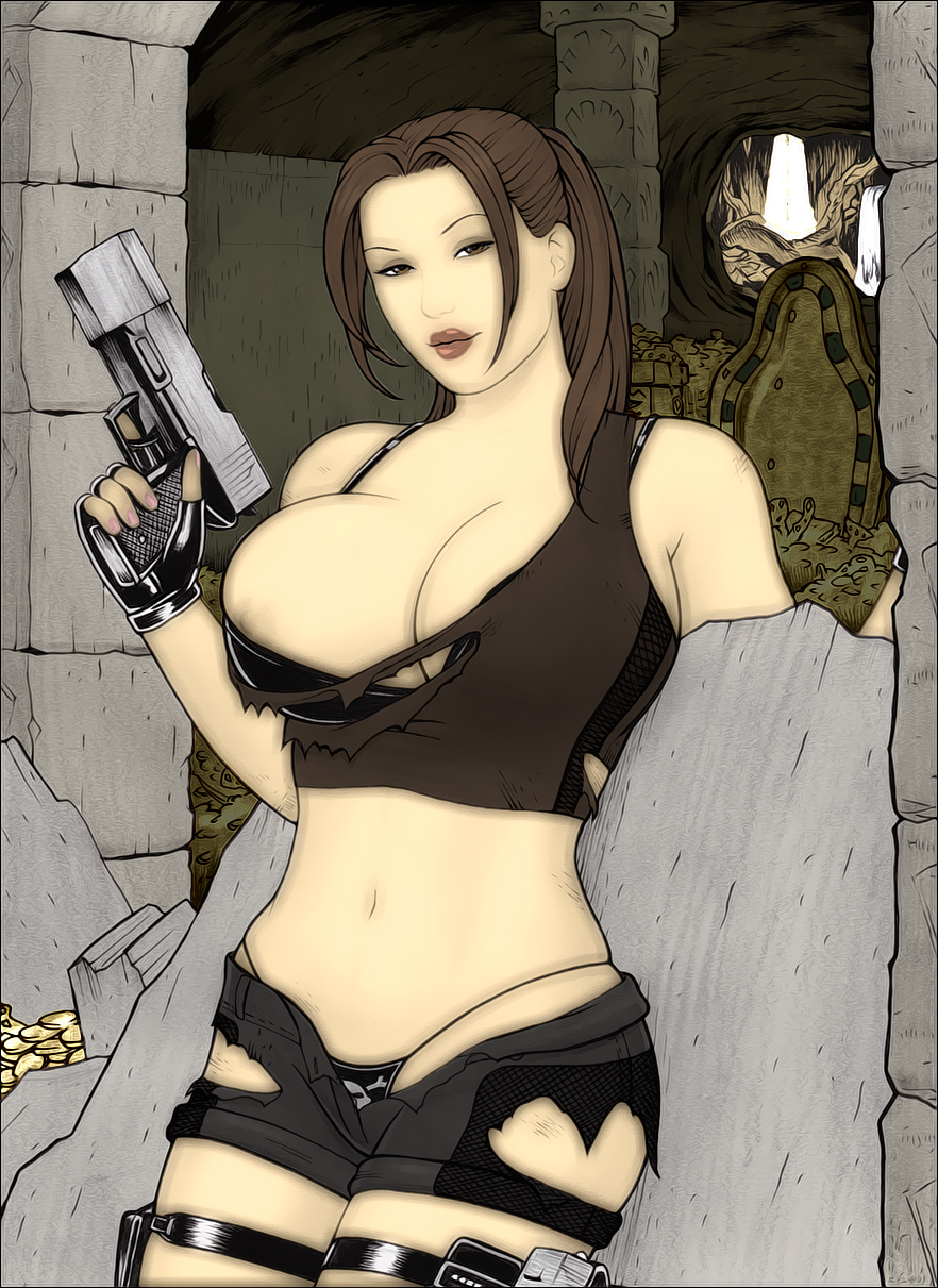 tomb raider underworld hentai