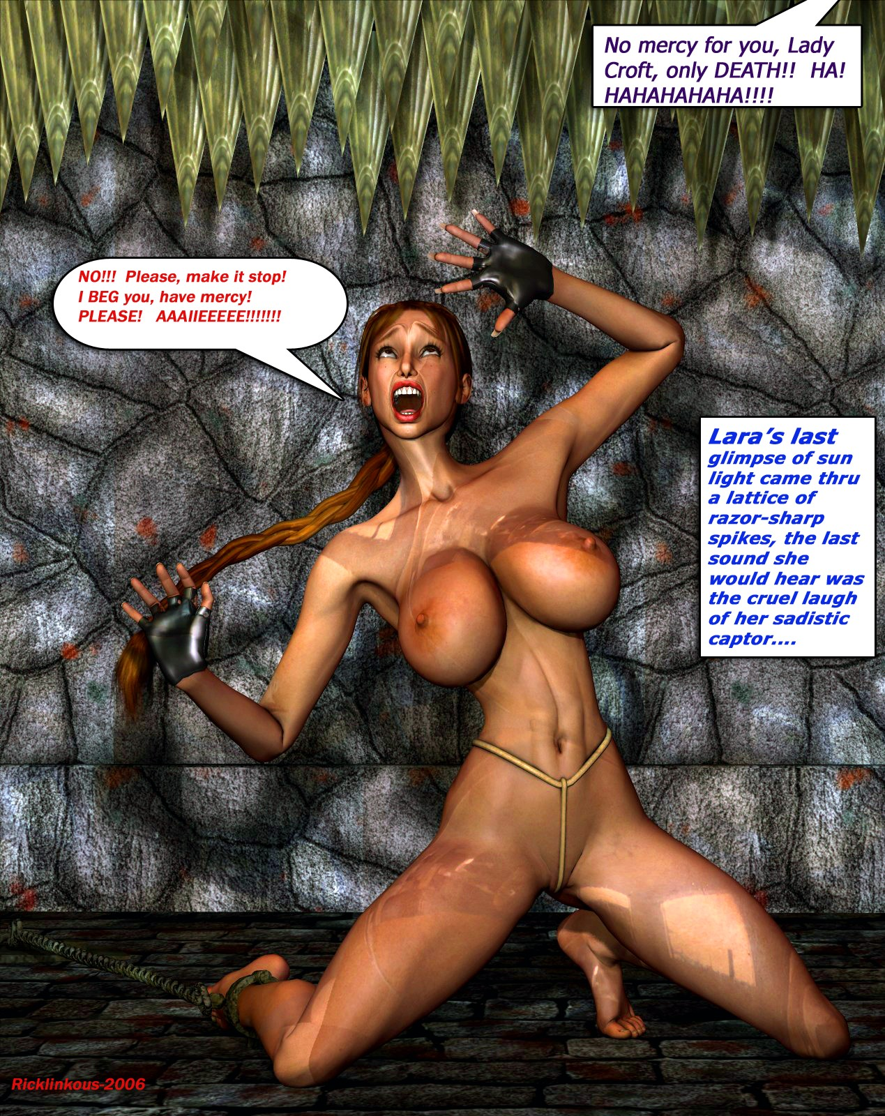 Lara croft xxx images xxx scene