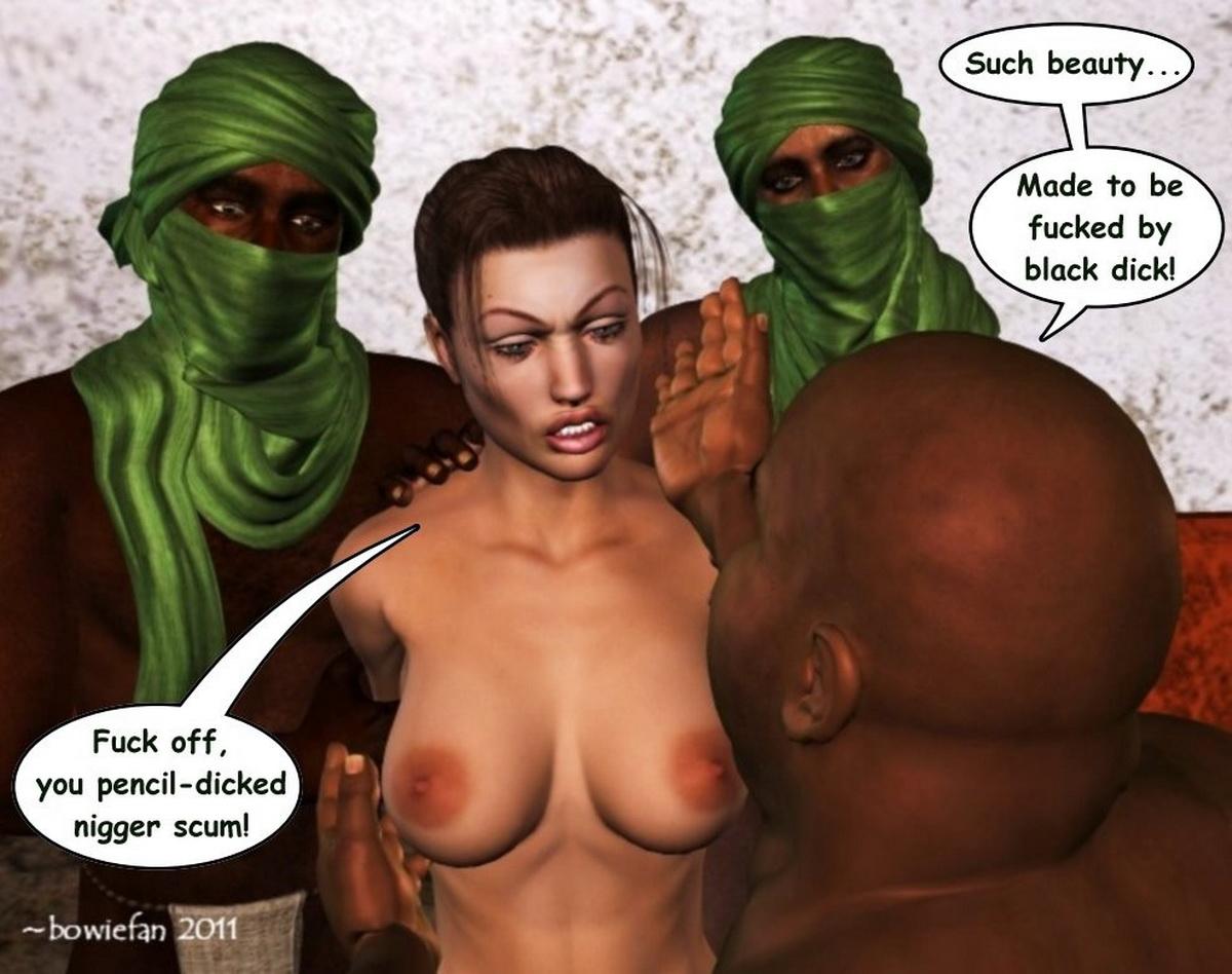 Lara croft cartoon fucking naked image