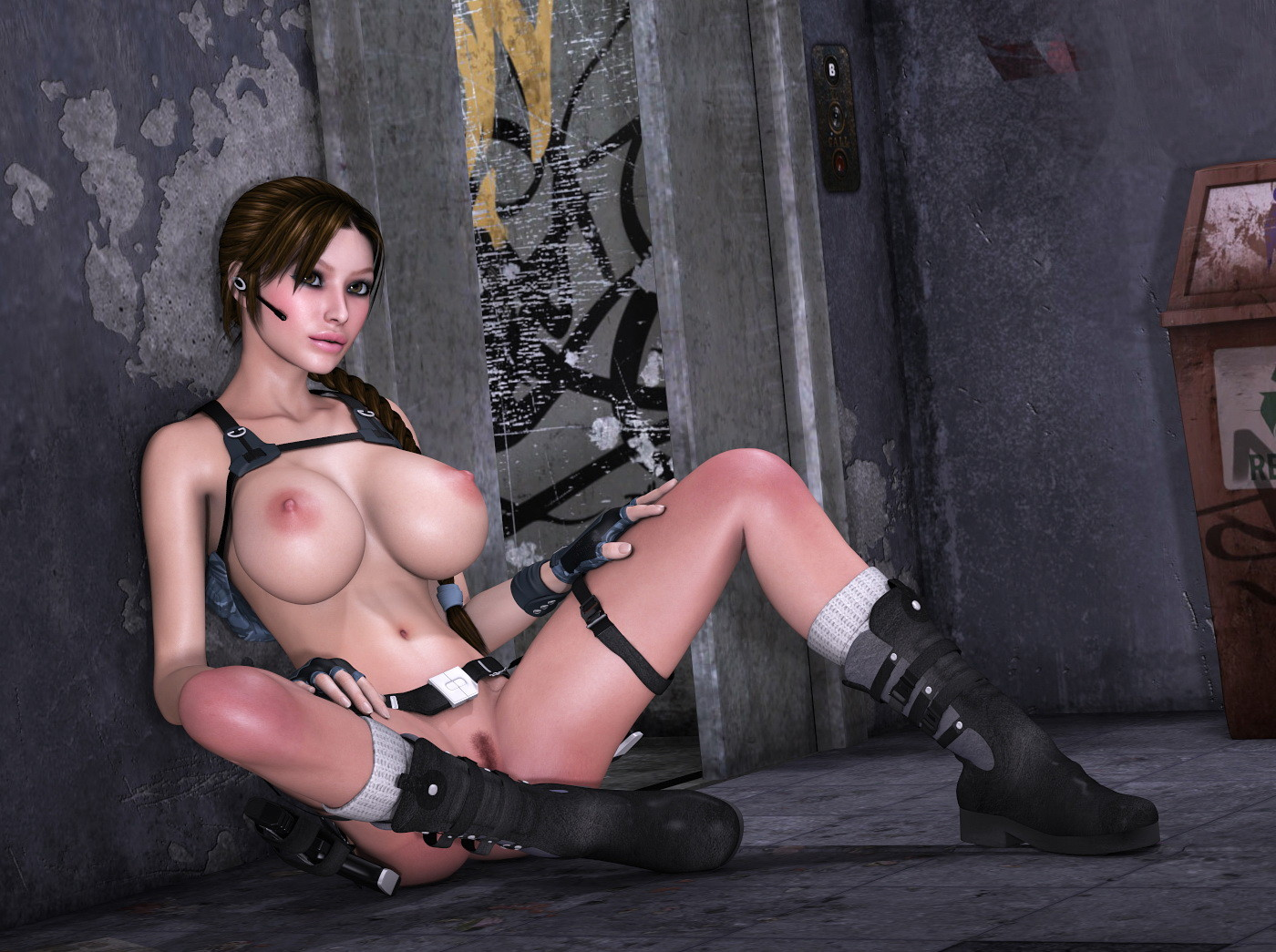 Free lara croft hentai monster porncraft image