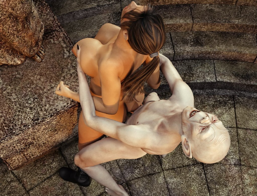 Lara croft gets fucked sex clips