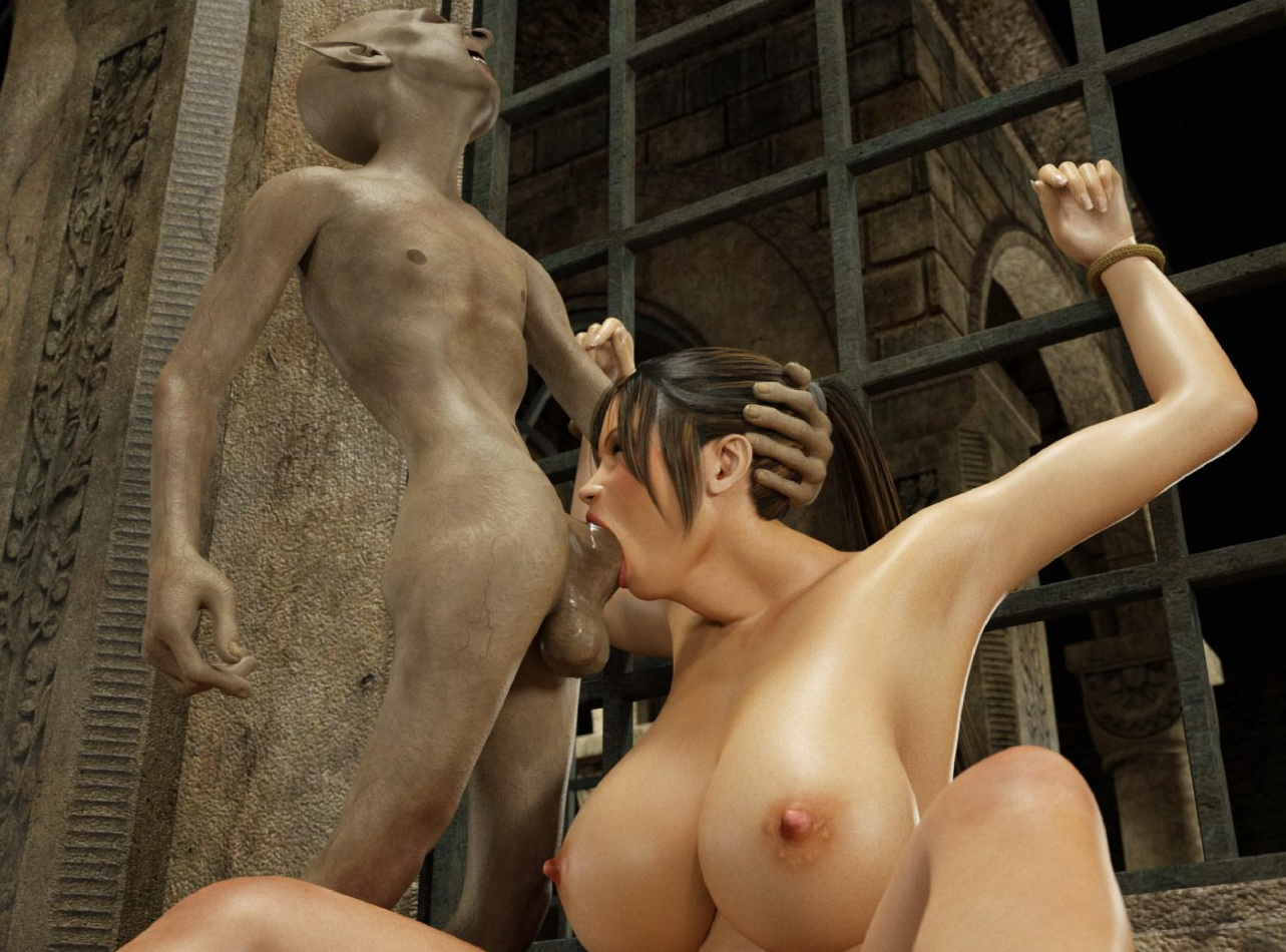 Xxx evil monster fuck lara croft xxx images