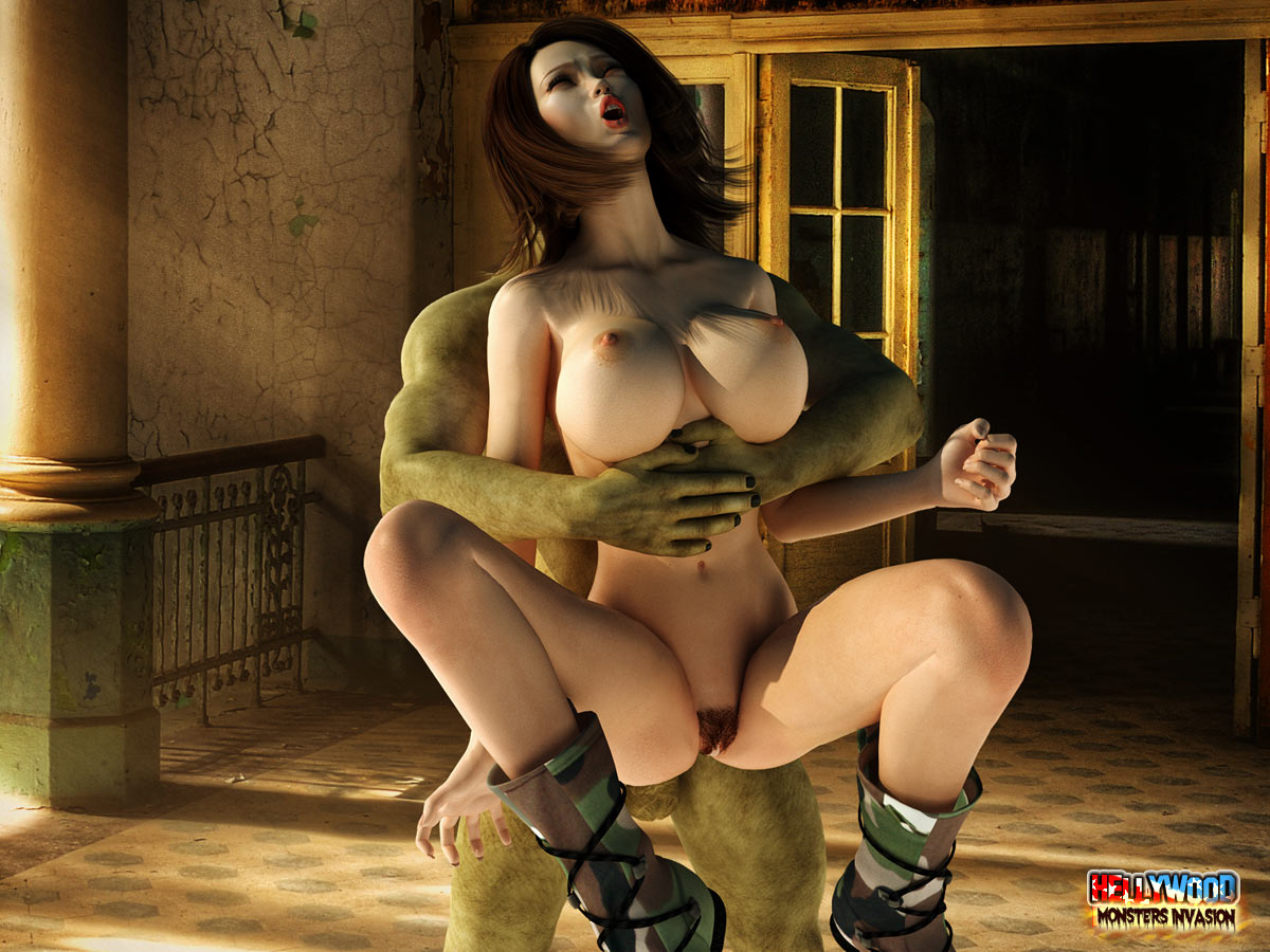 3d monster porn lara croft pictures gallery hentia vids