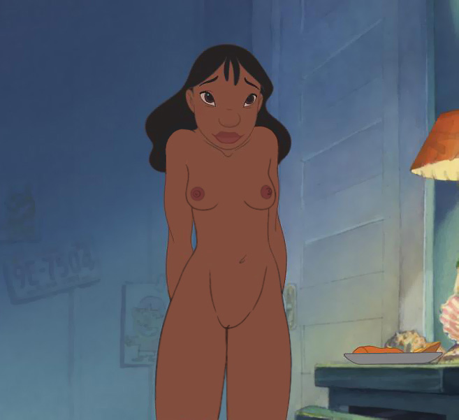 nani stitch sex lilo nude