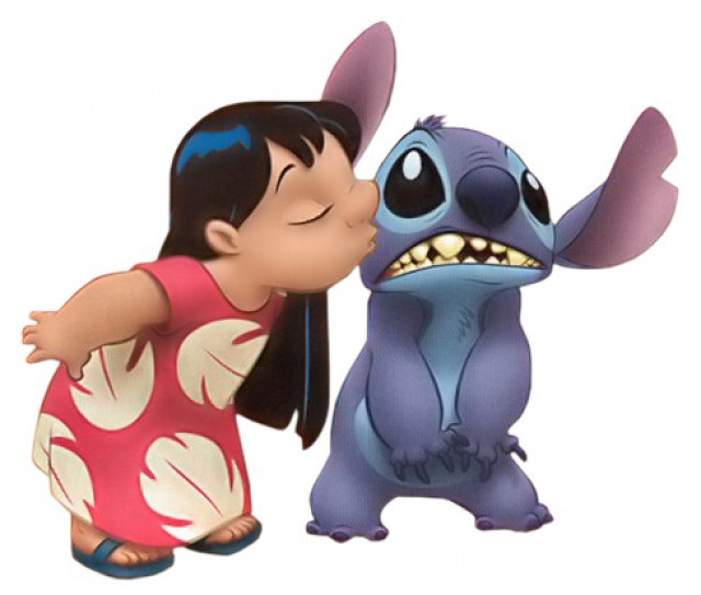 lilo and stitch sex that disney mom movie kids hide angry flick interrupted lilostitchkiss minutes freaky mysteriously childrens