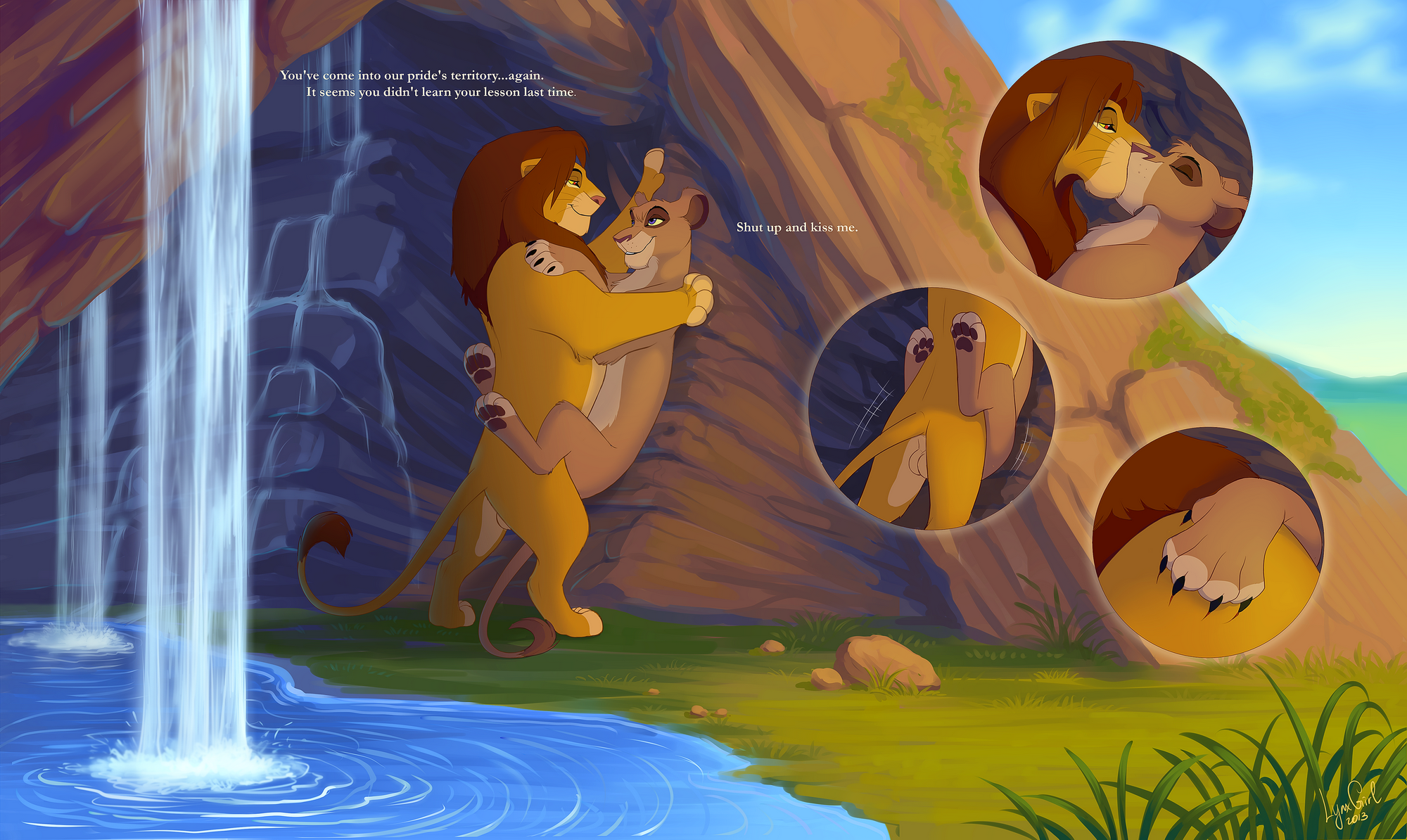 Right! Lion king porn videos remarkable