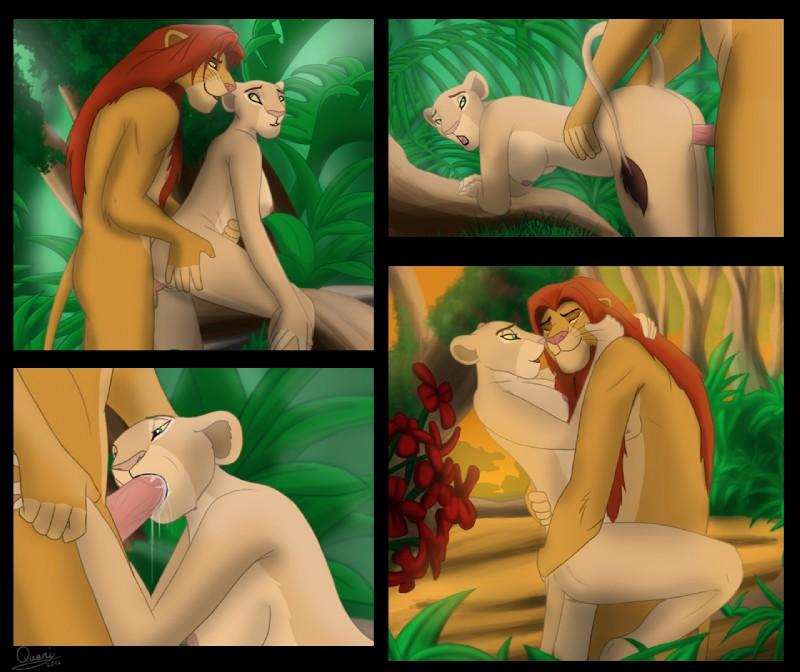 секс король лев фото