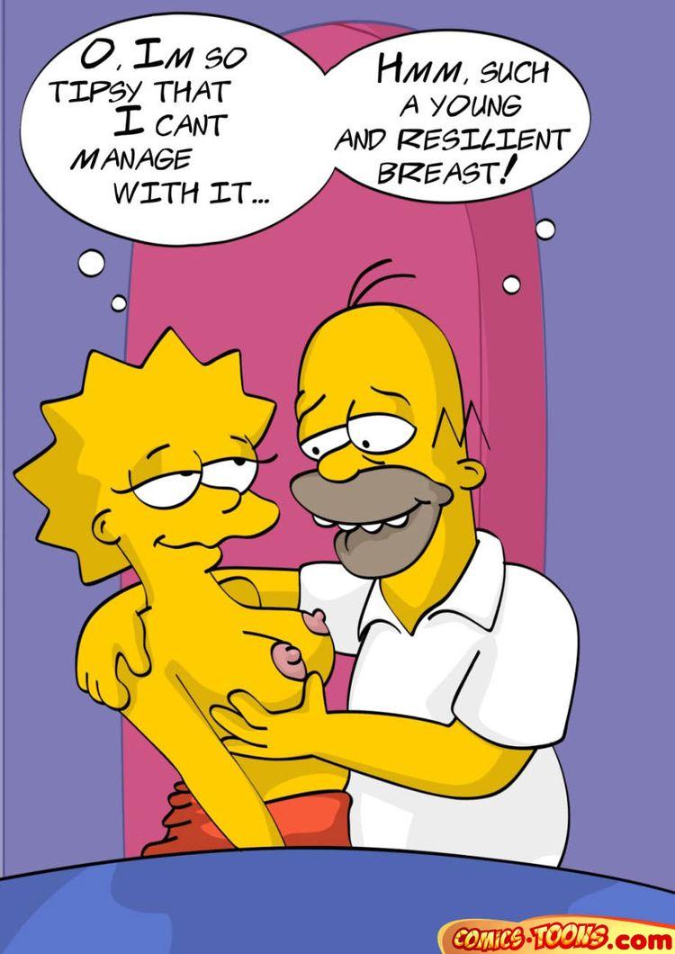 Lisa Simpson Hentai Simpsons Marge Stories