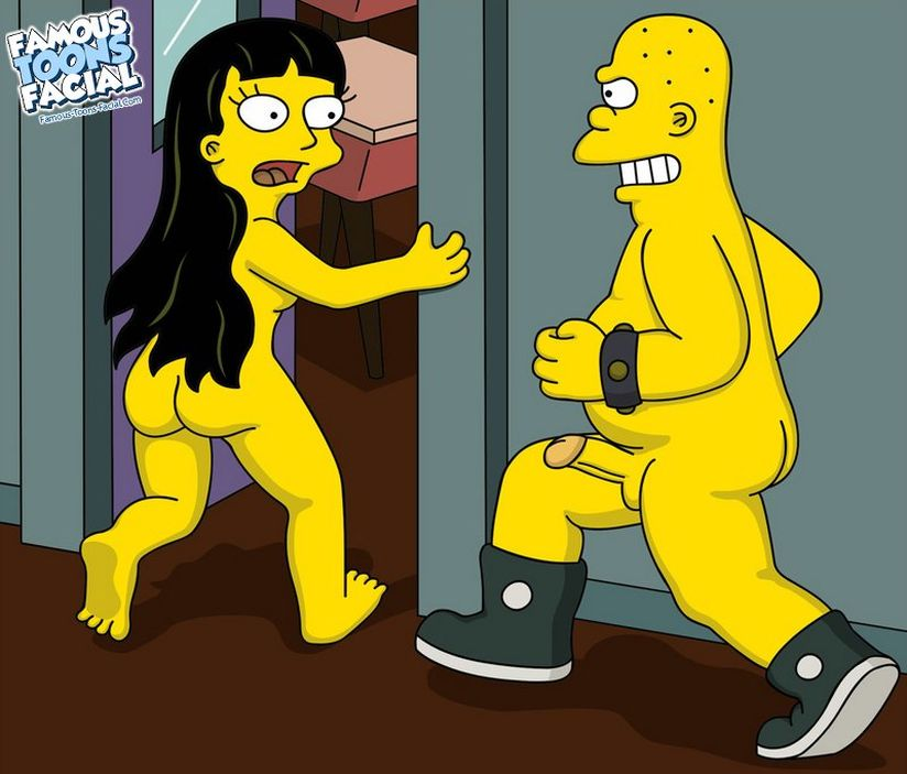 Lisa Simpson Porn Cartoon Ffa