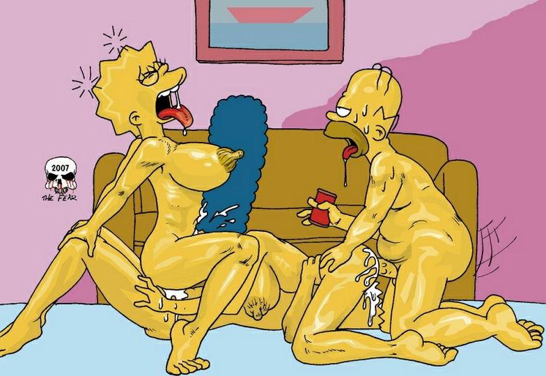 Bart mom comic xxx