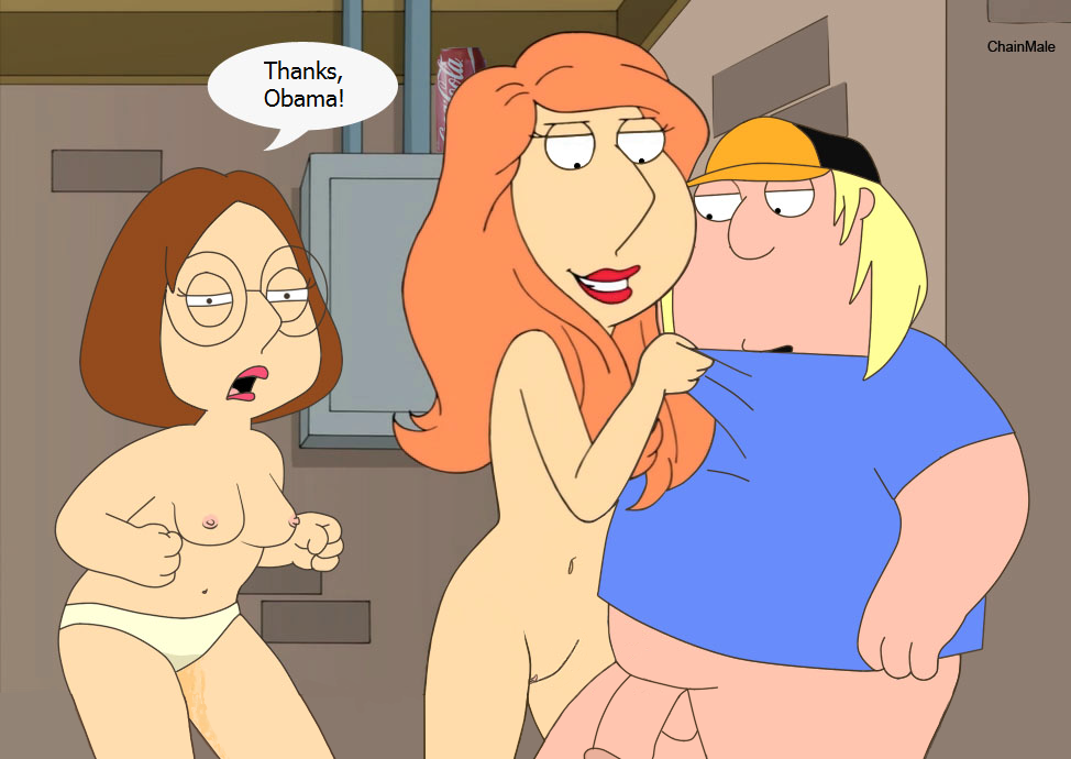 Family guy naked pic