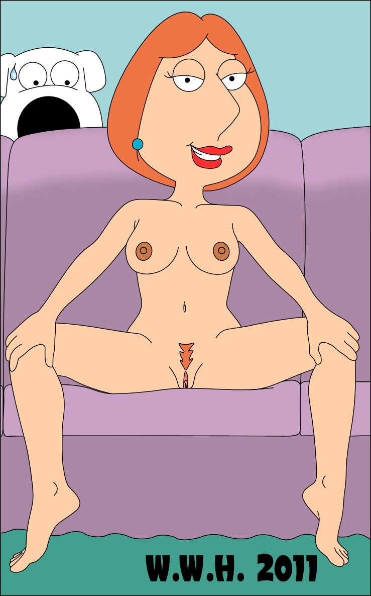 family guy playboy naked