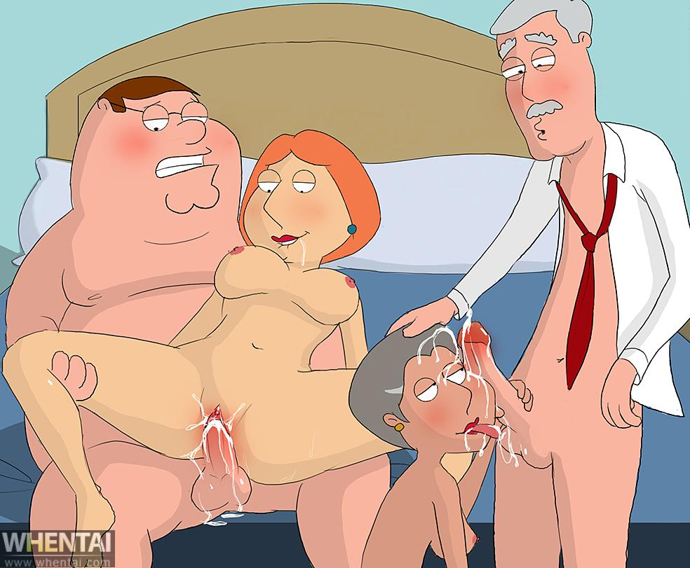 lois griffin nude uncensored