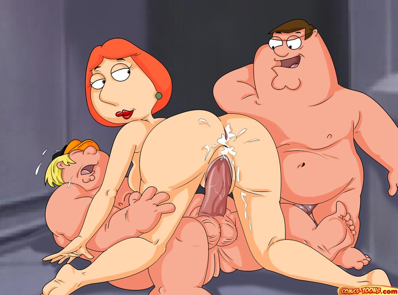 Agree, the family guy porn lois and chris sex have hit