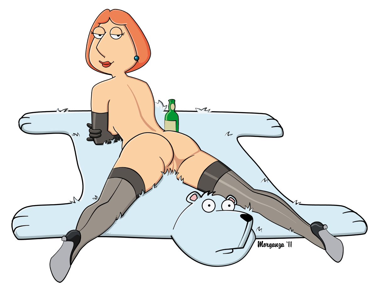 family guy naked nanny