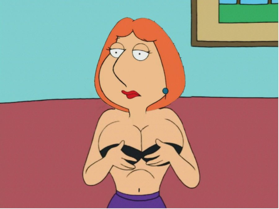 Think, that Lois Griffin nude pics that interrupt