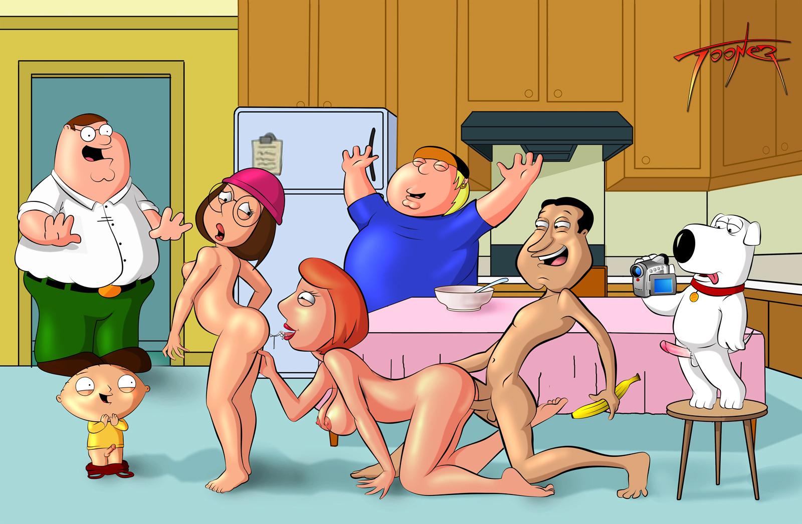 Порно Гейски Семейка