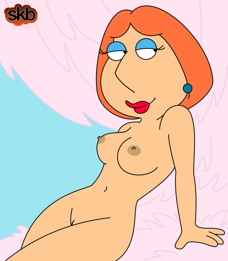 lois nude griffin