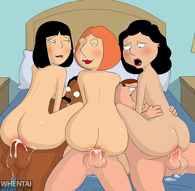 Hot Sexy Henti Family Guy