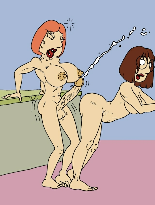 Lois And Meg Tranny Porn Videos 98