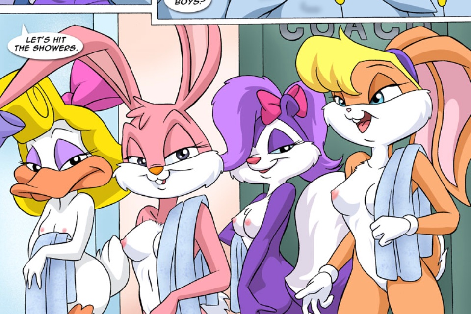 Something lola bunny hot po variants