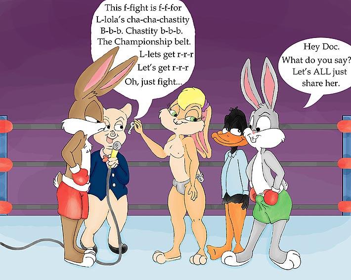 Daffy duck xxx