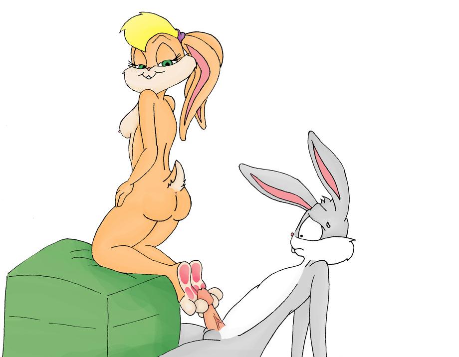 Xxx lola bunny