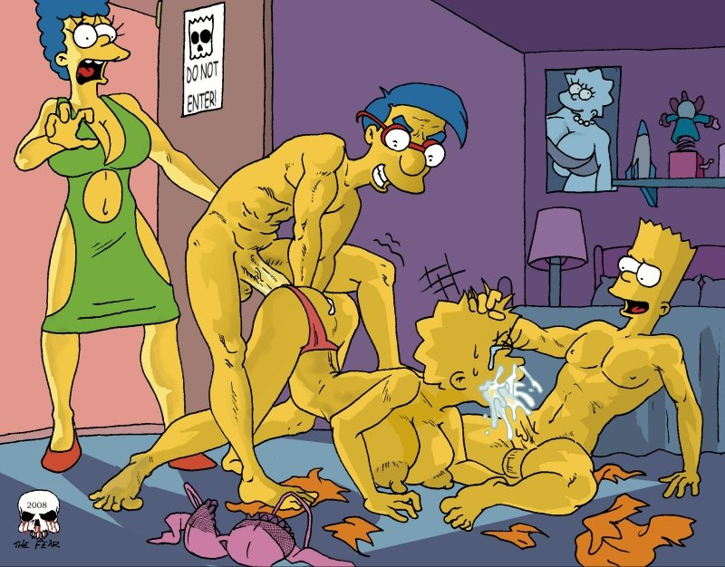 Remarkable, very Marge simpson and bart having sex