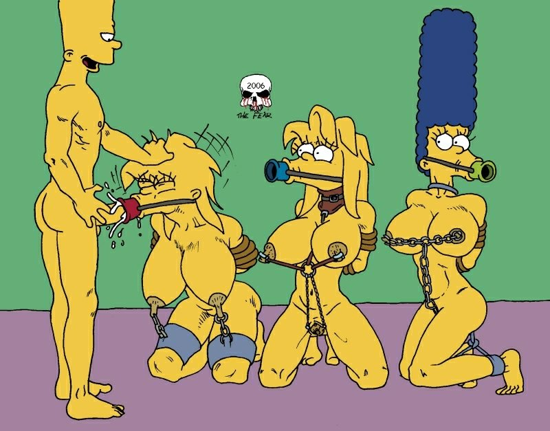 Matchless Marge simpson and bart having sex not