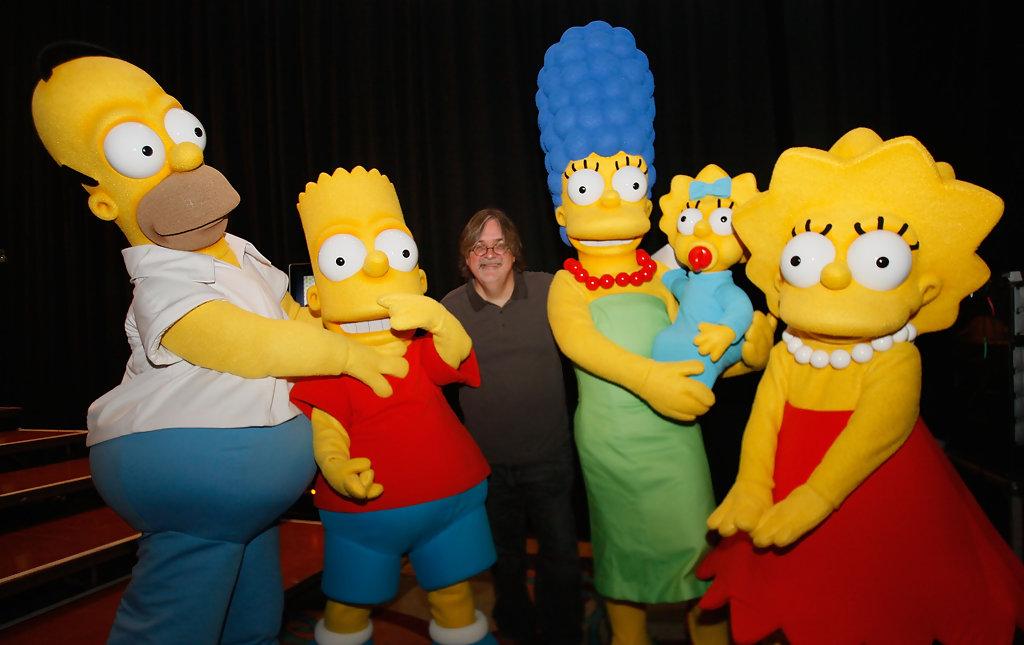 Marge And Lisa Simpson Porn Simpsons Media Nude Posing