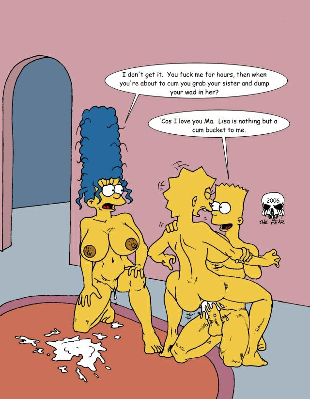 You Lisa simpson pussy interesting