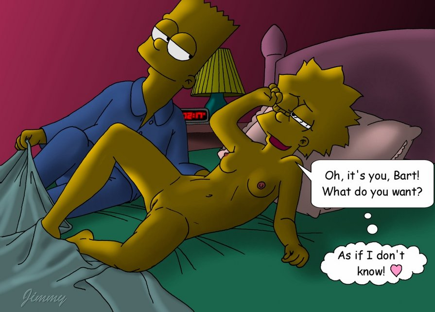 simpson cartoon sex