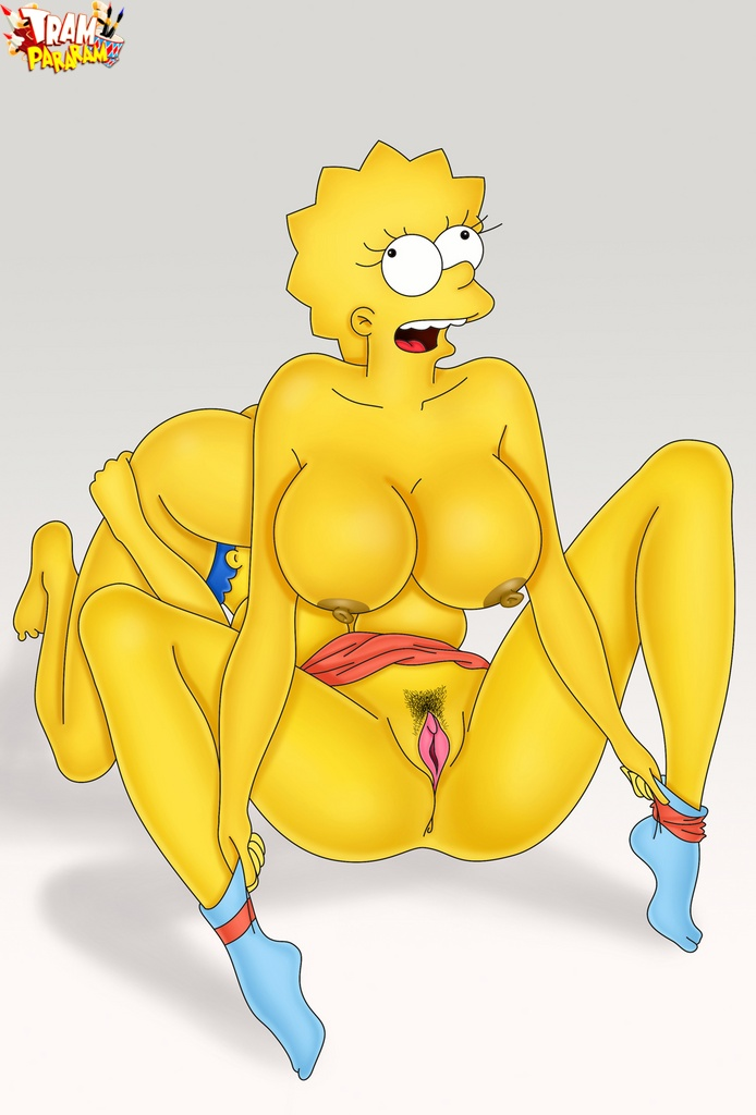 Marge And Lisa Simpson Porn Simpsons Nude Tagme