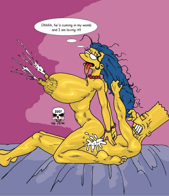 marge porn porn simpsons media pics marge