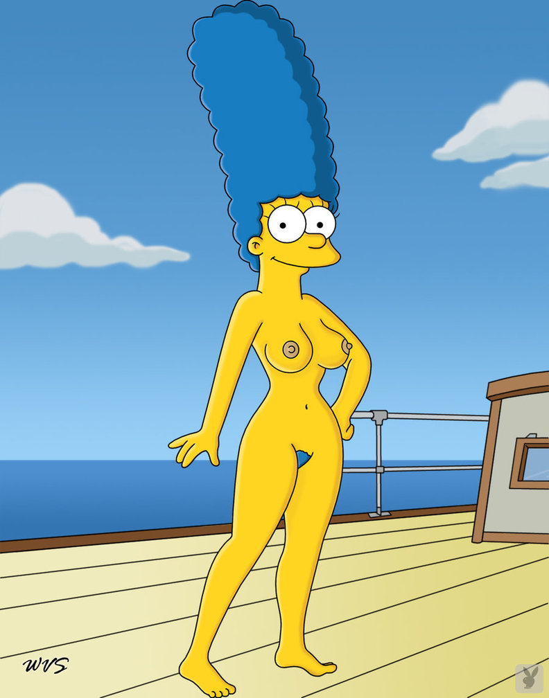 simpson nude marge porn marge simpson simpsons nude boat monday yacht
