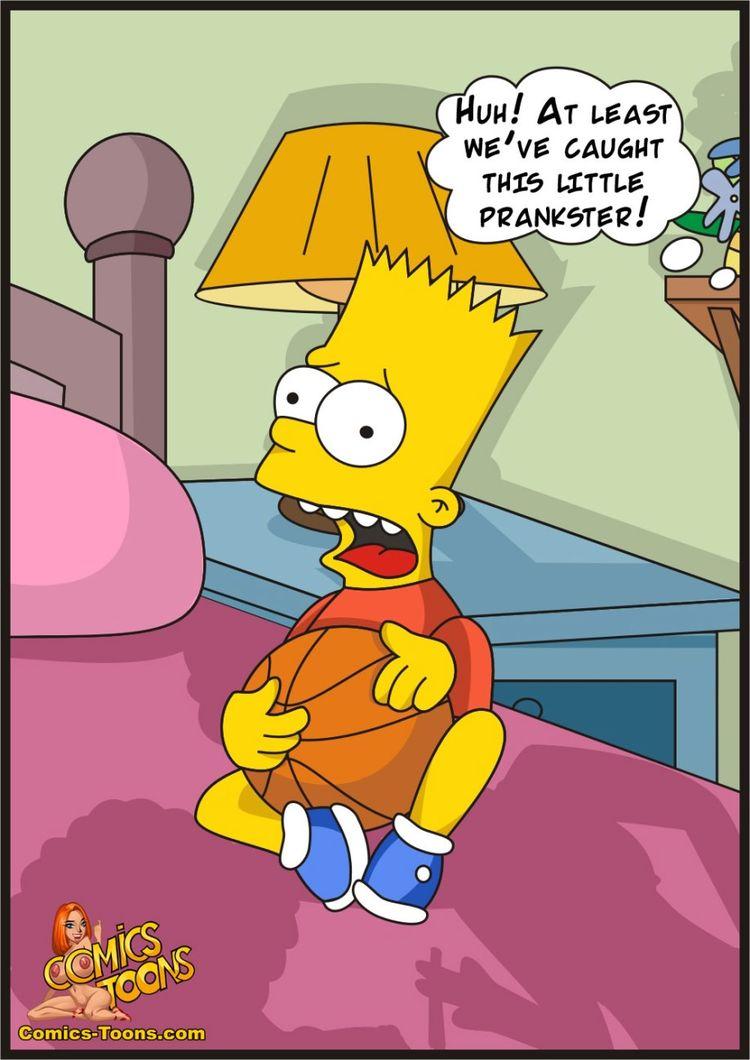 Simpson sex story